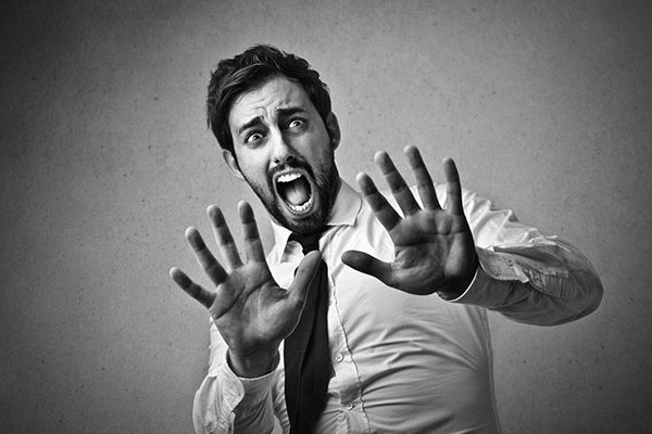 Are you afraid of your clients?